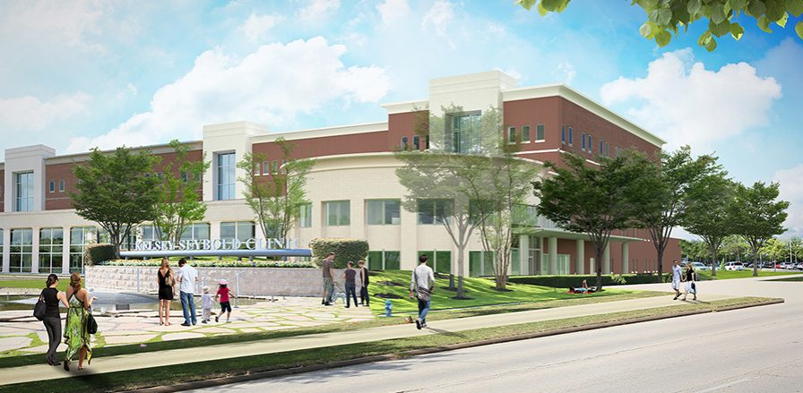 Kelsey-seybold clinic's main campus undergoes expansion to enhance cancer care and collaboration