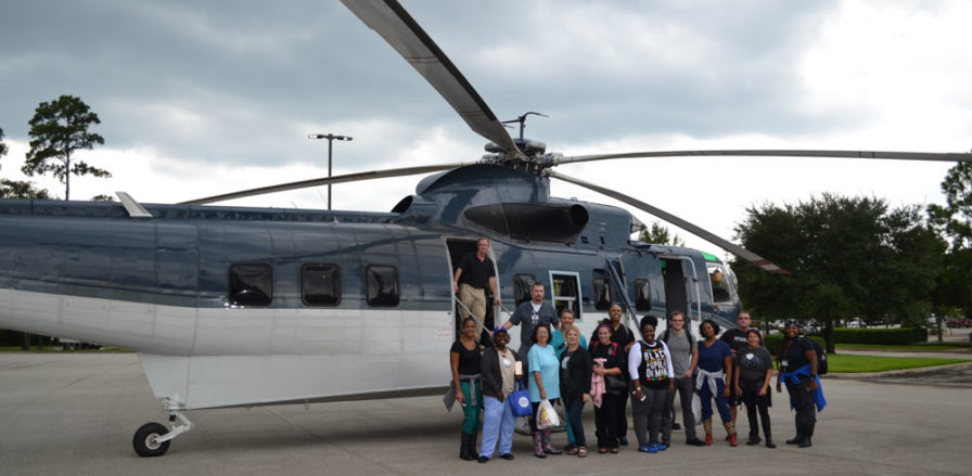 200 Nurses Touchdown To Relieve HCA Healthcare Gulf Coast Division Hospital Staff in Houston